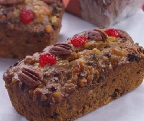 Fruit Cake (great for Xmas)